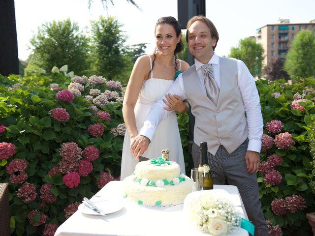 Il matrimonio di Alessandro e Carlotta a Bologna, Bologna 21