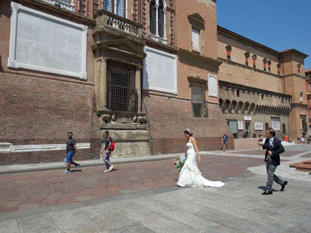 Il matrimonio di Alessandro e Carlotta a Bologna, Bologna 26
