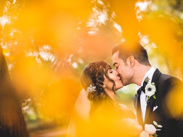 le nozze di Parisa e Andrea