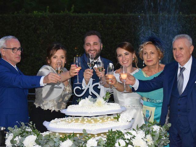 Il matrimonio di Andrea e Serena a Montelupone, Macerata 1