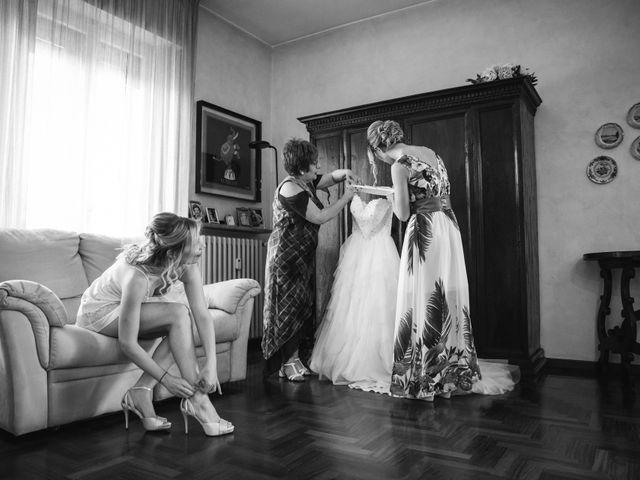 Il matrimonio di Cal e Astrid a Lodi, Lodi 10