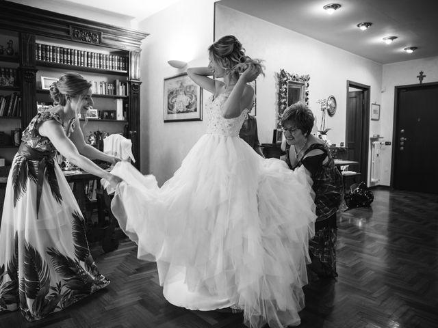 Il matrimonio di Cal e Astrid a Lodi, Lodi 13