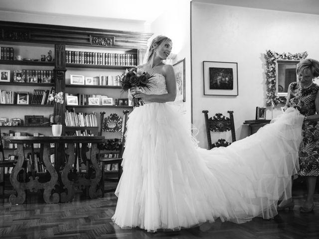Il matrimonio di Cal e Astrid a Lodi, Lodi 27