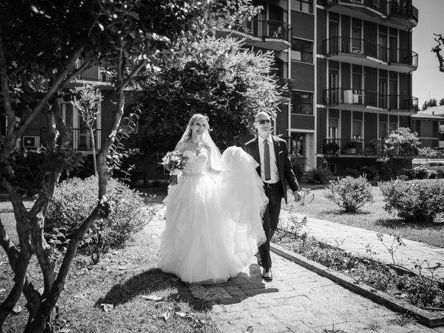 Il matrimonio di Cal e Astrid a Lodi, Lodi 33