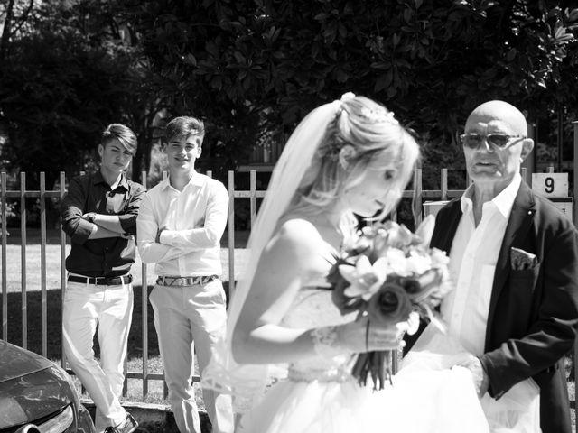 Il matrimonio di Cal e Astrid a Lodi, Lodi 35