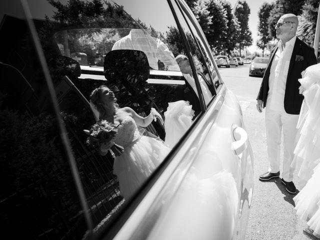 Il matrimonio di Cal e Astrid a Lodi, Lodi 37