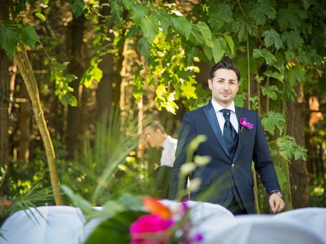 Il matrimonio di Cal e Astrid a Lodi, Lodi 40