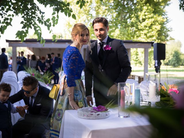 Il matrimonio di Cal e Astrid a Lodi, Lodi 45