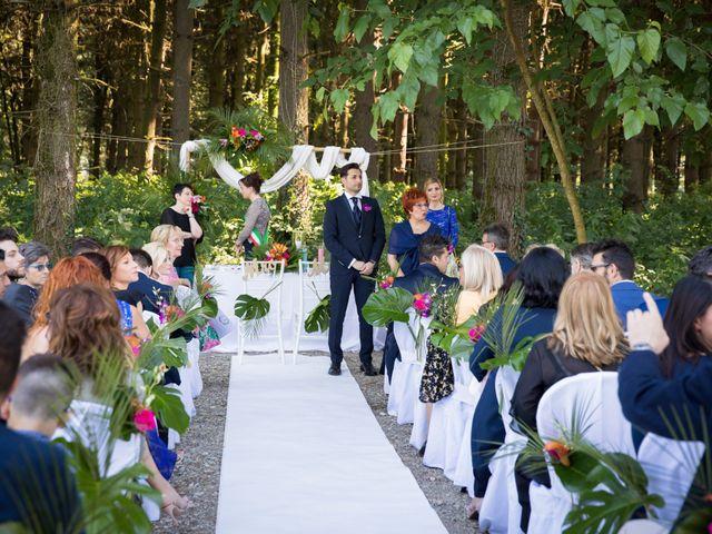 Il matrimonio di Cal e Astrid a Lodi, Lodi 52