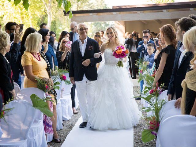 Il matrimonio di Cal e Astrid a Lodi, Lodi 56