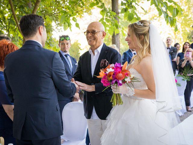 Il matrimonio di Cal e Astrid a Lodi, Lodi 57