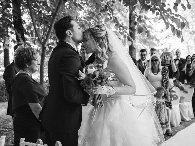 Il matrimonio di Cal e Astrid a Lodi, Lodi 58