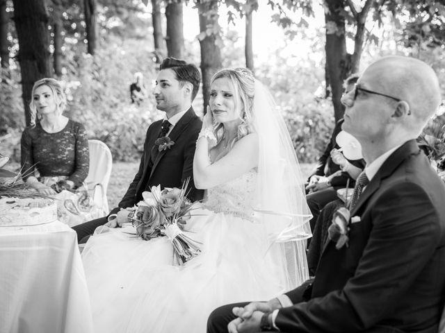 Il matrimonio di Cal e Astrid a Lodi, Lodi 61