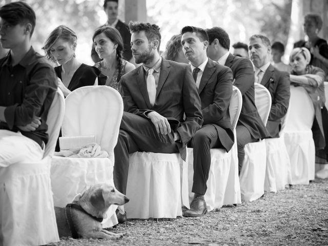 Il matrimonio di Cal e Astrid a Lodi, Lodi 64
