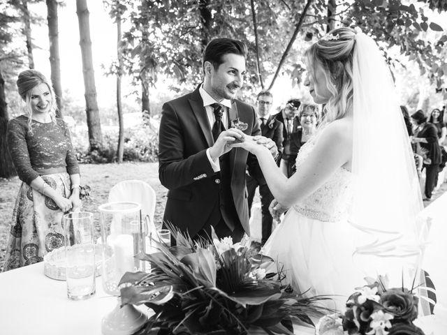 Il matrimonio di Cal e Astrid a Lodi, Lodi 67