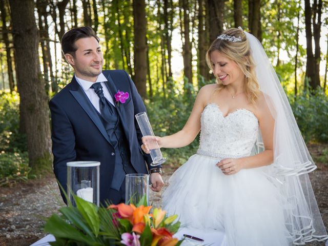Il matrimonio di Cal e Astrid a Lodi, Lodi 71