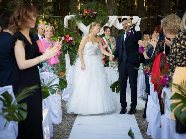 Il matrimonio di Cal e Astrid a Lodi, Lodi 74