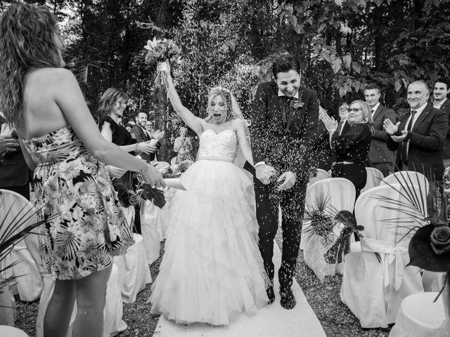 Il matrimonio di Cal e Astrid a Lodi, Lodi 77