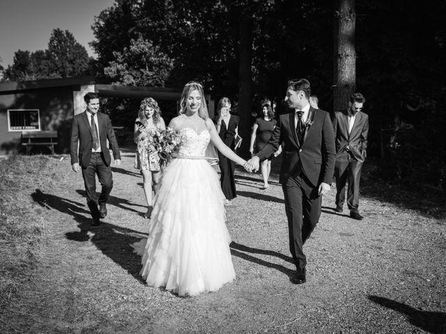 Il matrimonio di Cal e Astrid a Lodi, Lodi 86