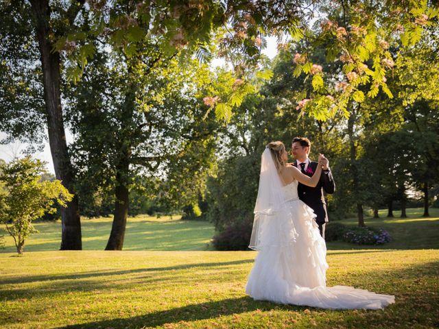Il matrimonio di Cal e Astrid a Lodi, Lodi 92