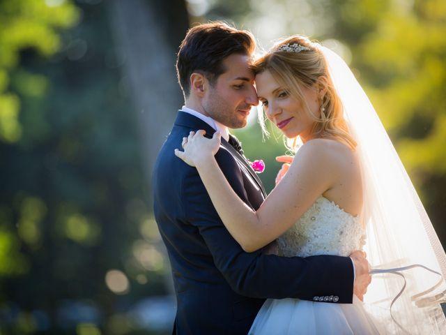 Le nozze di Astrid e Cal