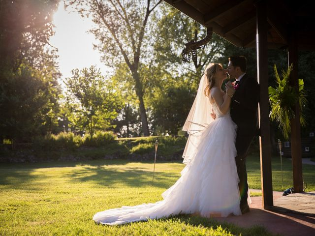 Il matrimonio di Cal e Astrid a Lodi, Lodi 95