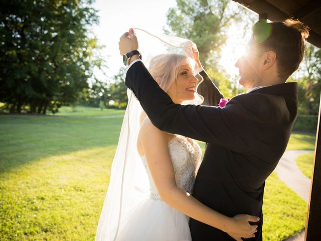 Il matrimonio di Cal e Astrid a Lodi, Lodi 97