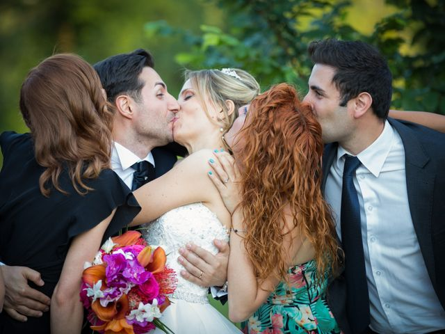 Il matrimonio di Cal e Astrid a Lodi, Lodi 101