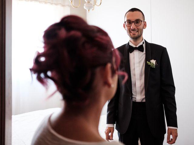 Il matrimonio di Nico e Diletta a Sinalunga, Siena 28