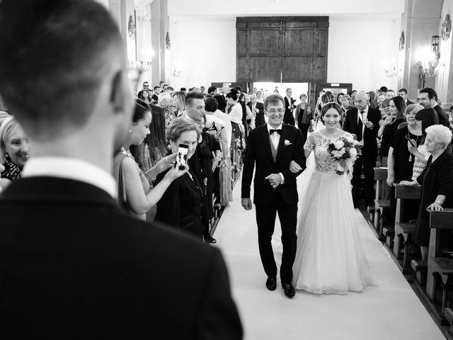 Il matrimonio di Nico e Diletta a Sinalunga, Siena 34