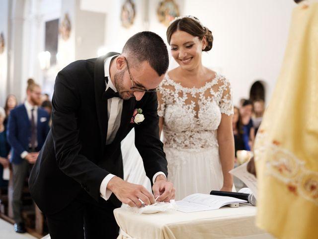 Il matrimonio di Nico e Diletta a Sinalunga, Siena 36