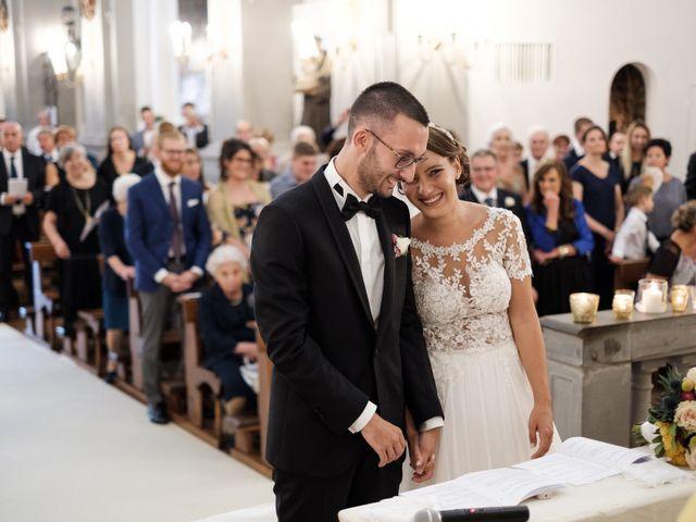 Il matrimonio di Nico e Diletta a Sinalunga, Siena 38