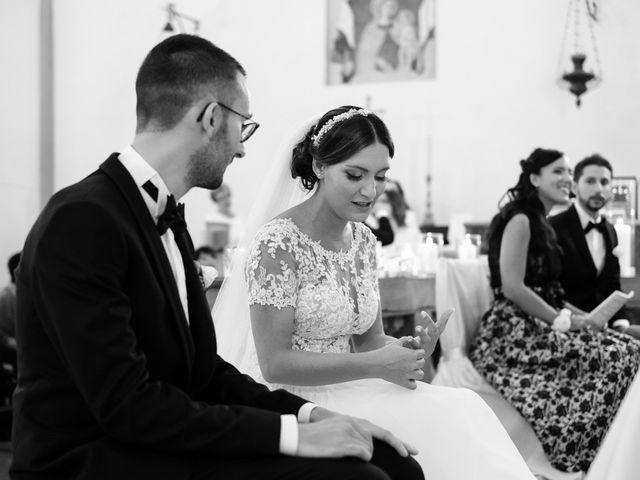 Il matrimonio di Nico e Diletta a Sinalunga, Siena 39