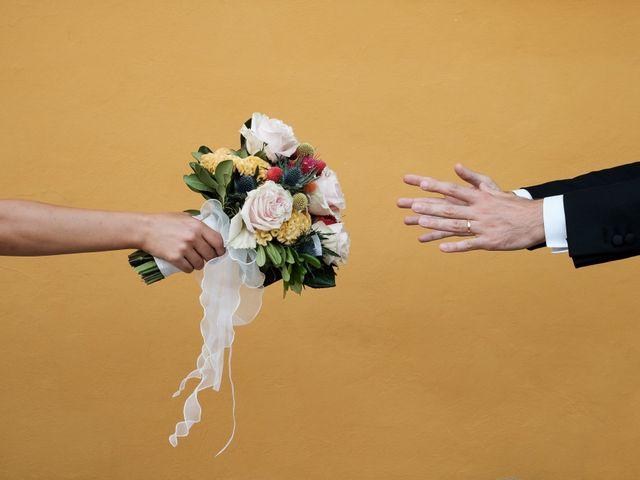 Il matrimonio di Nico e Diletta a Sinalunga, Siena 42