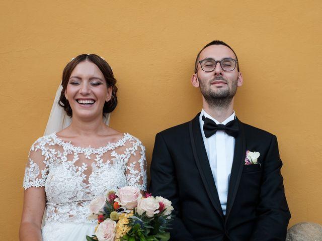 Il matrimonio di Nico e Diletta a Sinalunga, Siena 43