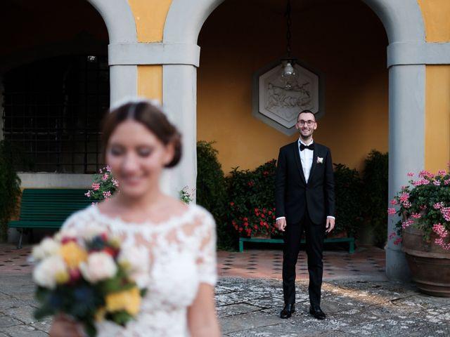 Il matrimonio di Nico e Diletta a Sinalunga, Siena 44