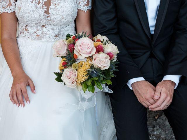 Il matrimonio di Nico e Diletta a Sinalunga, Siena 45
