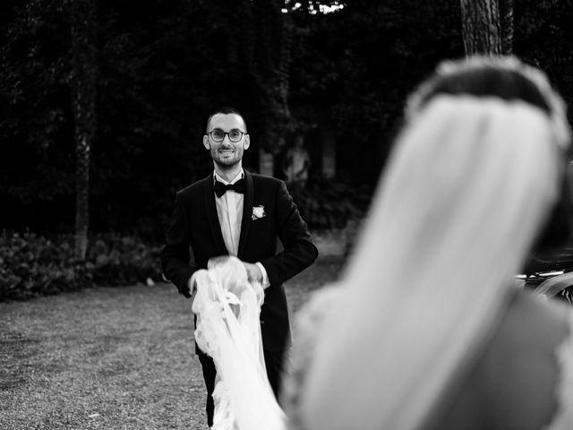 Il matrimonio di Nico e Diletta a Sinalunga, Siena 48