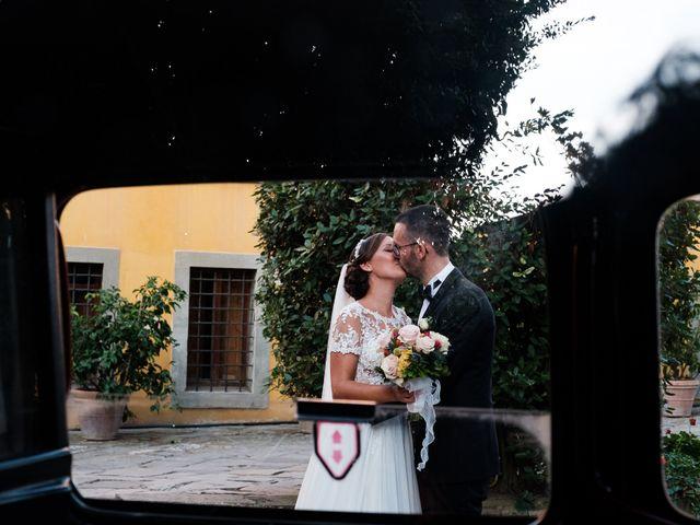 Il matrimonio di Nico e Diletta a Sinalunga, Siena 1