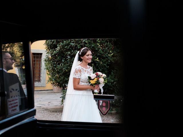 Il matrimonio di Nico e Diletta a Sinalunga, Siena 49