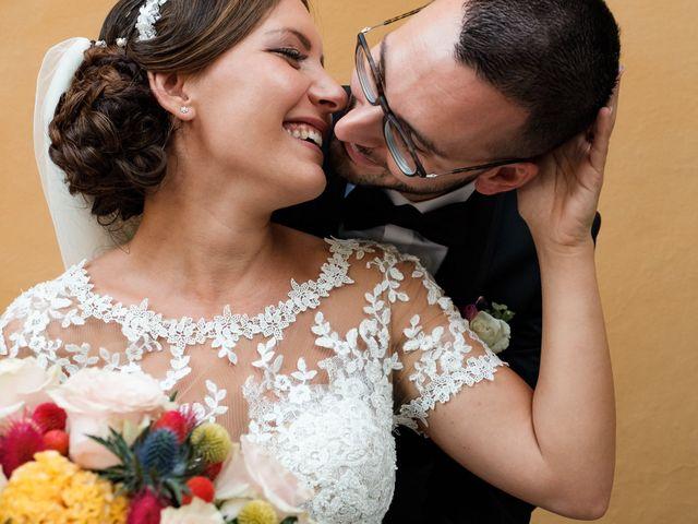 Il matrimonio di Nico e Diletta a Sinalunga, Siena 50