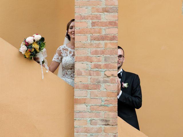 Il matrimonio di Nico e Diletta a Sinalunga, Siena 51