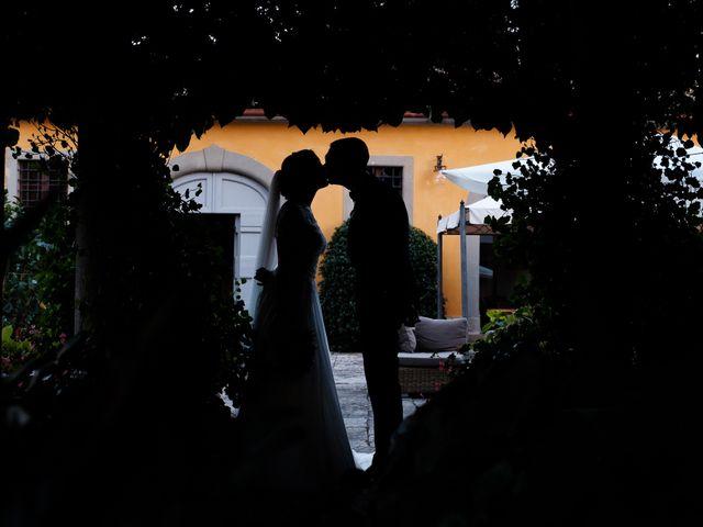 Il matrimonio di Nico e Diletta a Sinalunga, Siena 55