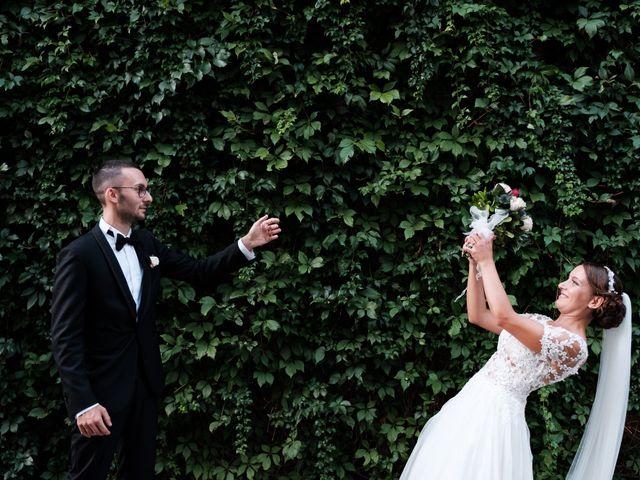 Il matrimonio di Nico e Diletta a Sinalunga, Siena 57
