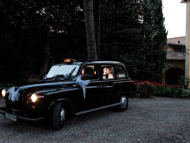 Il matrimonio di Nico e Diletta a Sinalunga, Siena 59