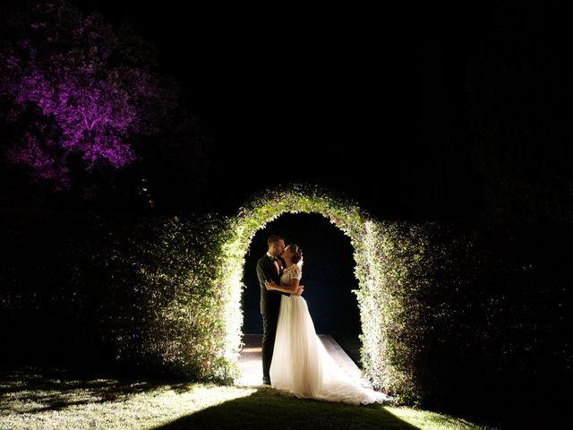 Il matrimonio di Nico e Diletta a Sinalunga, Siena 75