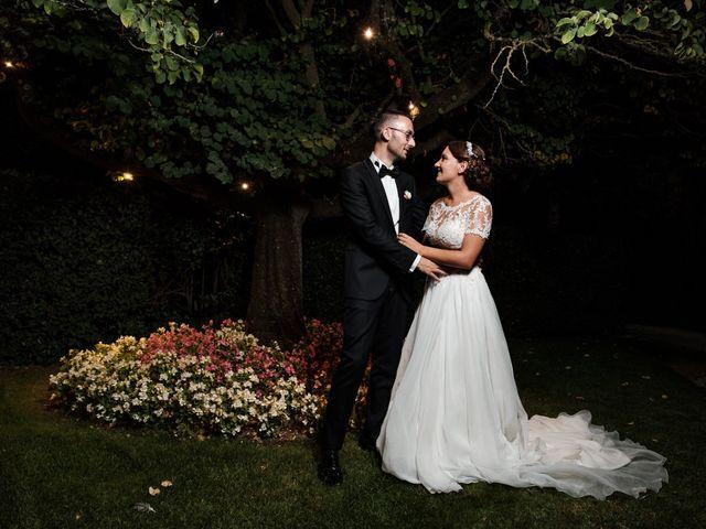 Il matrimonio di Nico e Diletta a Sinalunga, Siena 76