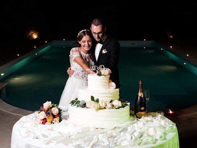 Il matrimonio di Nico e Diletta a Sinalunga, Siena 79