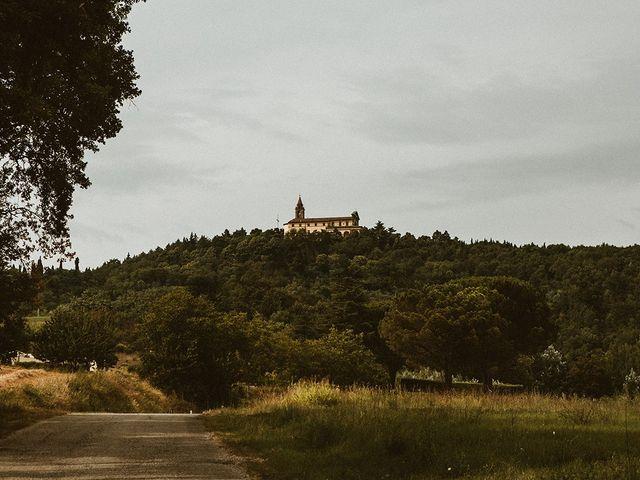 Il matrimonio di Vlad e Delis a Città di Castello, Perugia 39