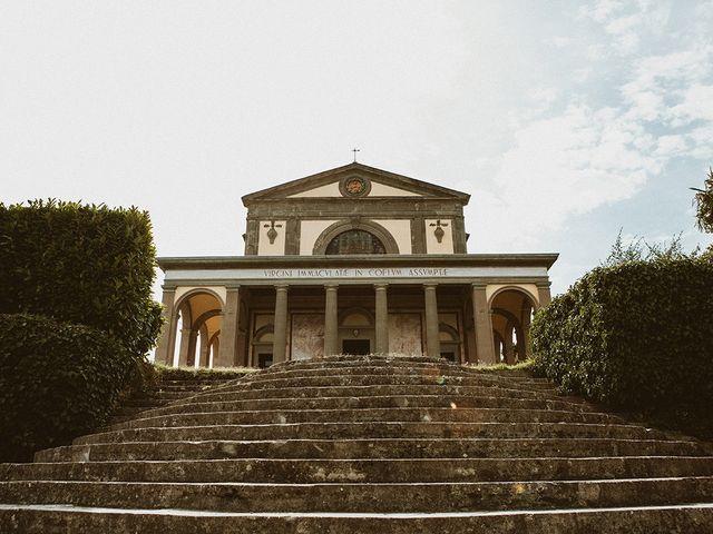 Il matrimonio di Vlad e Delis a Città di Castello, Perugia 44